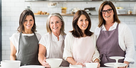 Author Talk: Monday Morning Cooking Club tickets