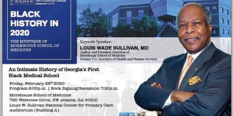 Black History in 2020: The Mystique of Morehouse School of Medicine tickets