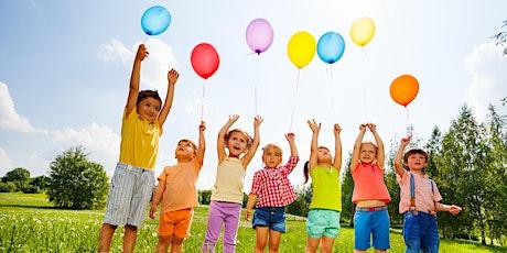 """Selbstsicherheitstraining für Kinder """"Powerdays for Kids"""" Tickets"""