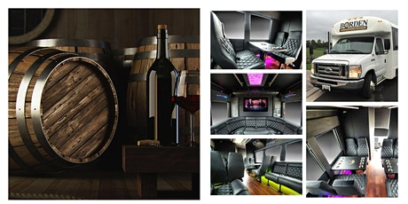 The Ultimate Party Bus Wine Tastings Event tickets