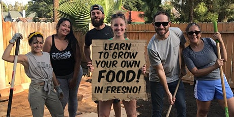Grow Your Own Food in Fresno tickets