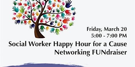 Social Work Happy Hour  FUNdraiser: The Women's  & Children's Crisis Center tickets