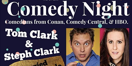 Comedy and Jazz Night tickets