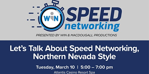 WIN Speed Networking Event