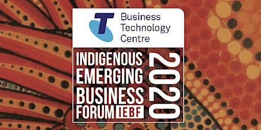 Indigenous Emerging Business Forum 2020