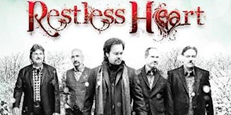 A Night Out With Country Music Legends Restless Heart tickets
