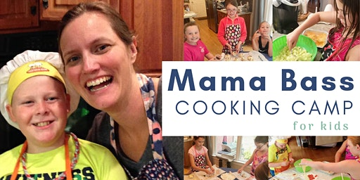 Cooking Camp for Kids-March 6