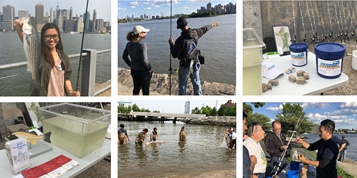 East River Saltwater Angling & Fish Citizen Science Seminar/Workshop