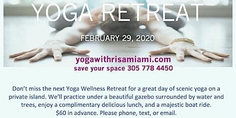 Yoga Wellness Retreat Miami tickets
