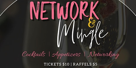 A.N.A ROSÉ Presents: Network & Mingle tickets