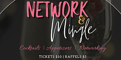 A.N.A ROSÉ Presents: Network & Mingle
