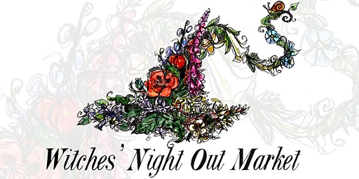 Witches' Night Out Market - Green Witchery