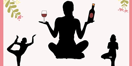 Yoga Class with a Glass 12 noon @Ridgewood Winery tickets