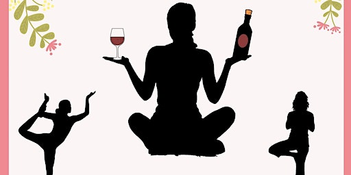 Yoga Class with a Glass 12 noon @Ridgewood Winery
