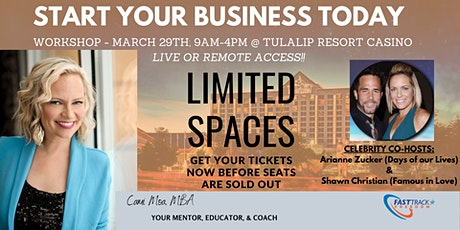 National Start Your Small Business Workshop tickets
