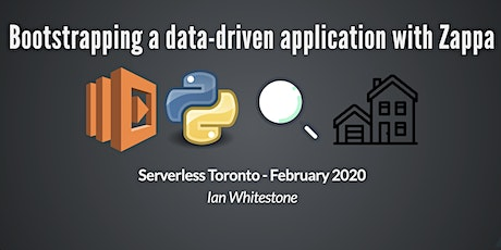 Using Data Science & Serverless Python to Find an Apartment in Toronto tickets