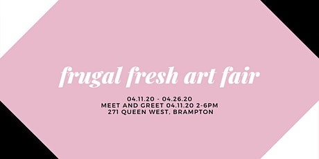 Frugal Fresh Art Fair tickets