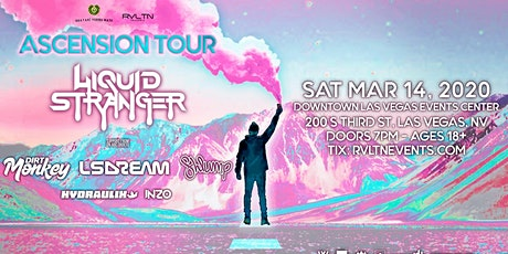 RVLTN Presents: Wakaan Takeover w/ Liquid Stranger + Many More! (18+) tickets