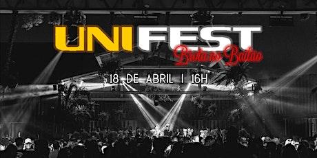 UniFest #1 ingressos