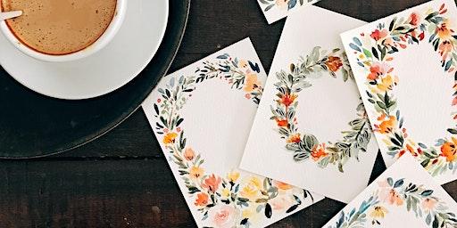 Loose Floral Watercolour Workshop