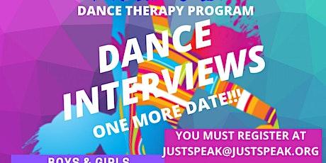 MOVE Dance Interviews tickets