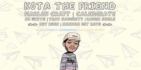 CANCELED: Fltbys X SHP Present Flight Night: Kota the Friend tickets