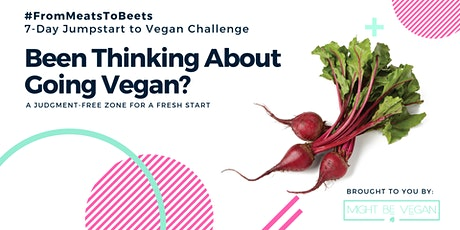 7-Day Jumpstart to Vegan Challenge | Elizabeth City tickets