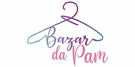 Bazar da Pam ingressos