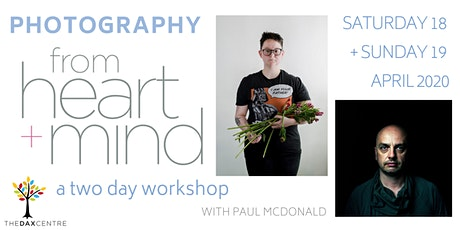 Photography From Heart + Mind: A two-day Workshop tickets