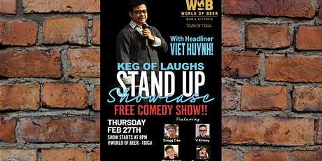 Keg Of Laughs Comedy Night! tickets