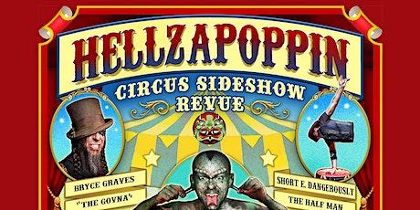 Hellzapoppin tickets