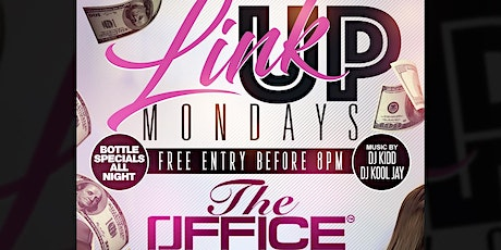 LINK UP MONDAYS IN MIAMI tickets