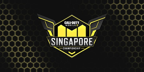 Call of Duty Mobile Singapore Championship tickets