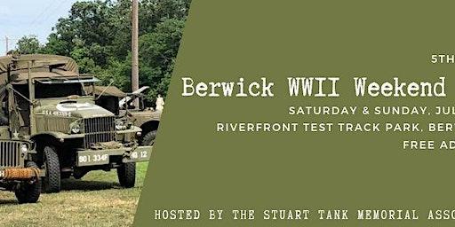 Berwick WWII Weekend