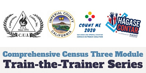 Census Ambassador Train-the-Trainer Series - Imperial County