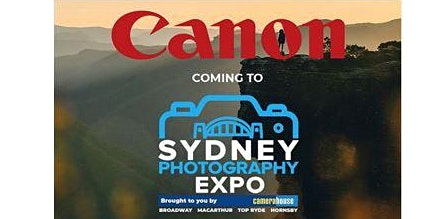 Free Canon Sensor Cleaning at the 2020 Sydney Photography Expo