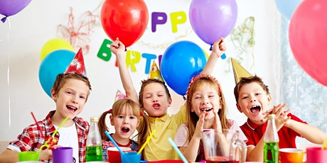 **Booked Birthday Party ** tickets