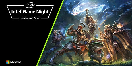 Intel Game Nights: League of Legends tickets