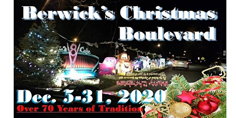 History Of The Berwick Pa Christmas Lights 2020 111th Run for the Diamonds Tickets, Thu, Nov 26, 2020 at 10:30 AM