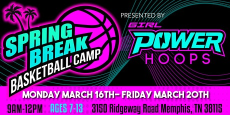 Girl Power Hoops Basketball Clinic tickets