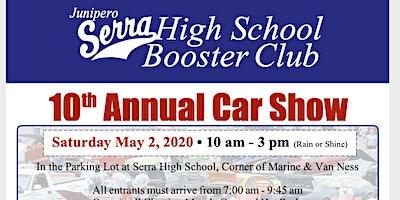 Serra High School 10th Annual Car Show