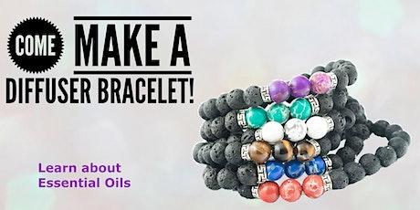 Oils Club -- Make Your Own Diffuser Bracelett - Spokane Valley tickets