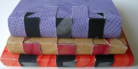 Cross Structure Variation Bookbinding Workshop tickets