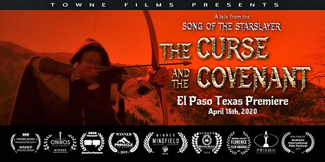 """The Curse and the Covenant"" Premiere tickets"