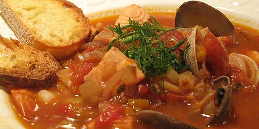 "Southlake Rotary Club's 2nd Annual ""Cioppino Night"""