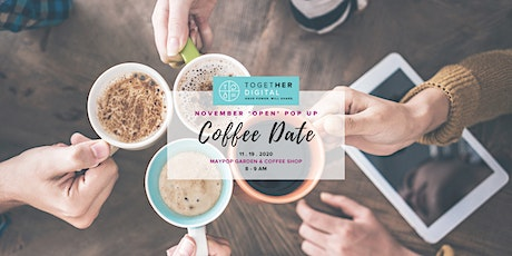 St. Louis Together Digital Coffee Date - November tickets
