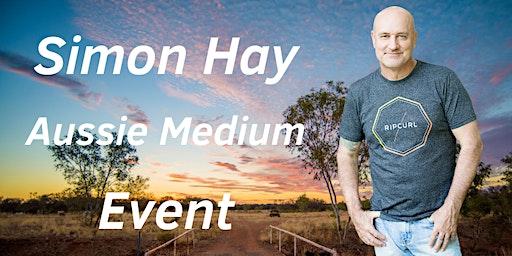 Aussie Medium, Simon Hay at the Toowomba City Golf Club