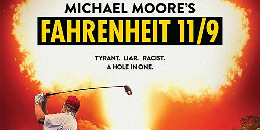Manny's Movie Night: Fahrenheit 11/9