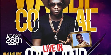 Wande Coal Live in the Bay Area tickets