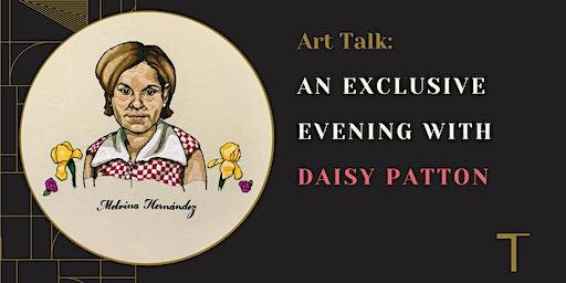 Art Talk: Daisy Patton